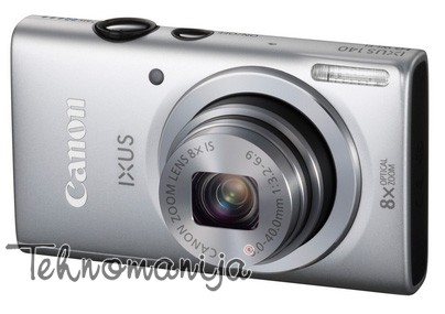 Canon fotoaparat IXUS 140 SILVER