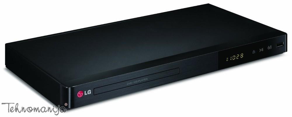 LG DVD plejer DP542H