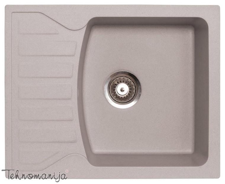 Metalac sudopera X Granit Quadro M 144116