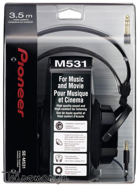 PIONEER Slušalice SE-M531