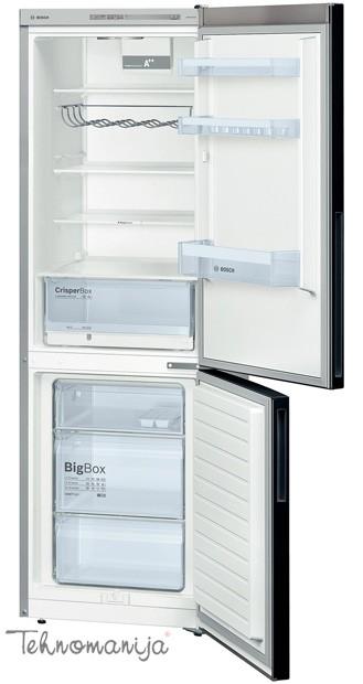 BOSCH Kombinovani frižider KGV 36VB32S, Low Frost