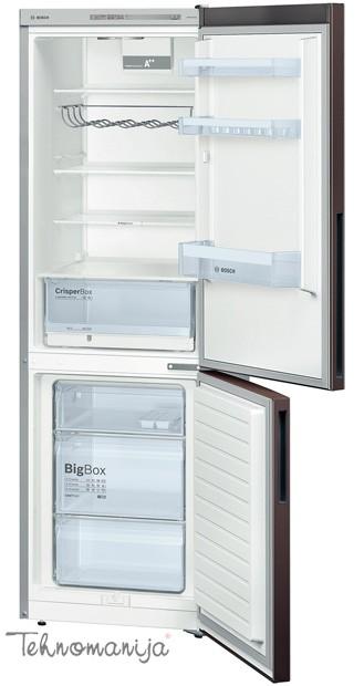 BOSCH Kombinovani frižider KGV 36VD32S, Low Frost