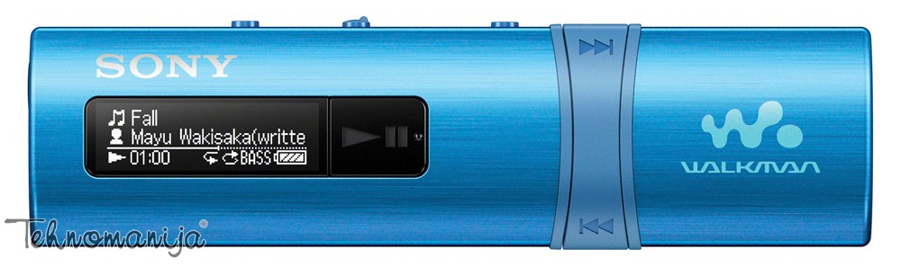 SONY Mp3 plejer NWZB 183FL CEW, 4GB