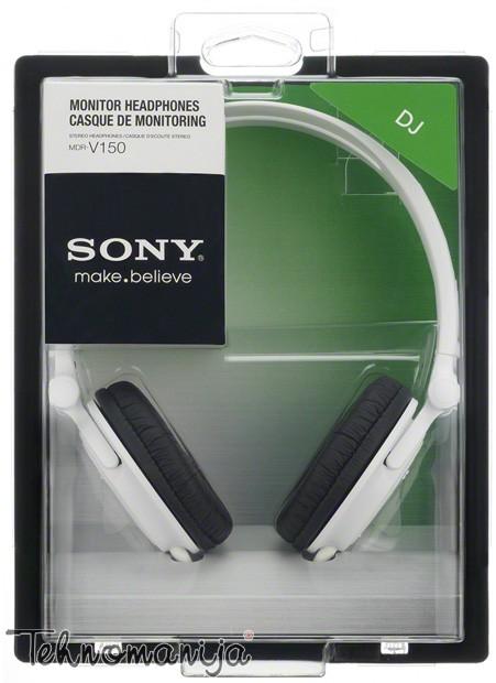 SONY Slušalice MDR-V150W