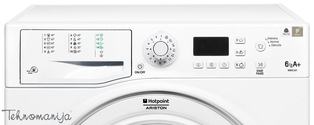 HOTPOINT ARISTON Mašina za pranje veša WMSG 601 EU