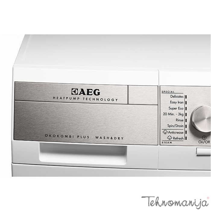 AEG Mašina za pranje i sušenje veša L 99695HWD