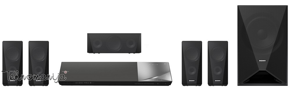 Sony 3D Blu-ray sistem BDVN5200WB