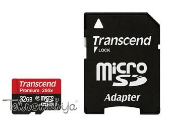 Transcend memorijska kartica TS32GUSDU1