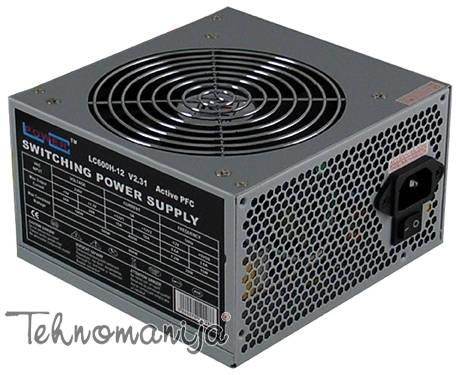 LC Power napajanje LC600H-12 V2.31