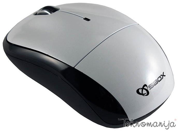S Box bežični optički miš M 9006 WHITE