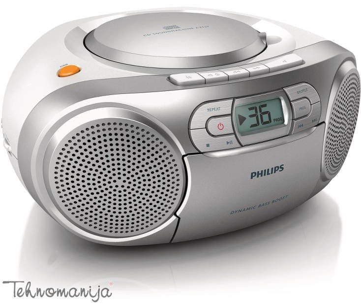 PHILIPS Radio CD AZ127/12