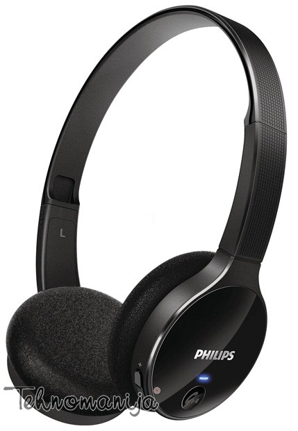 Philips bežične slušalice sa mikrofonom SHB 4000/10