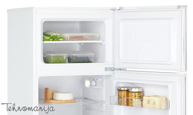 CANDY Kombinovani frižider CKDS 5142 W, Samootapajući