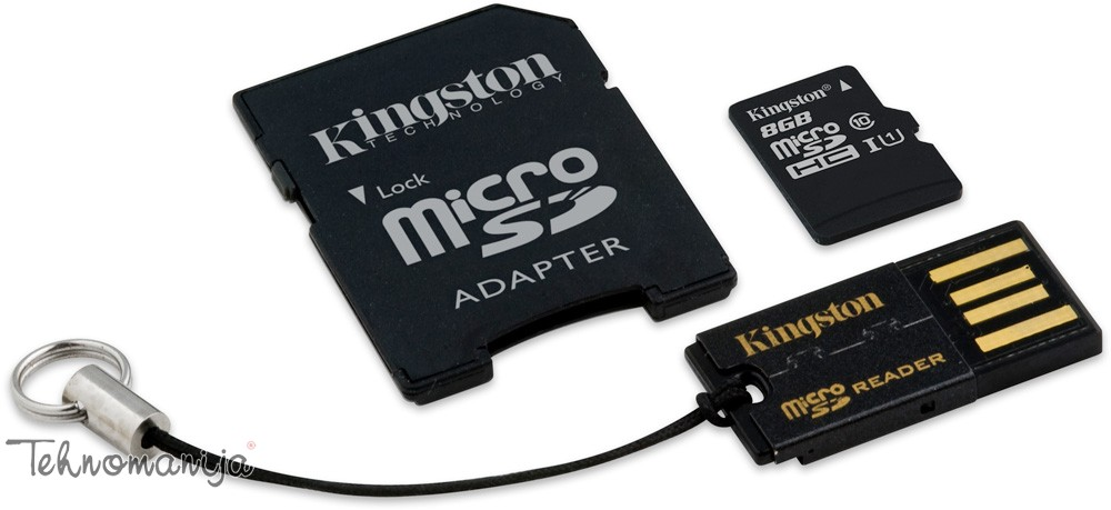 Kingston memorijska kartica MBLY10G2/8GB