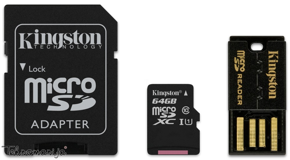 Kingston memorijska kartica MBLY10G2/64GB