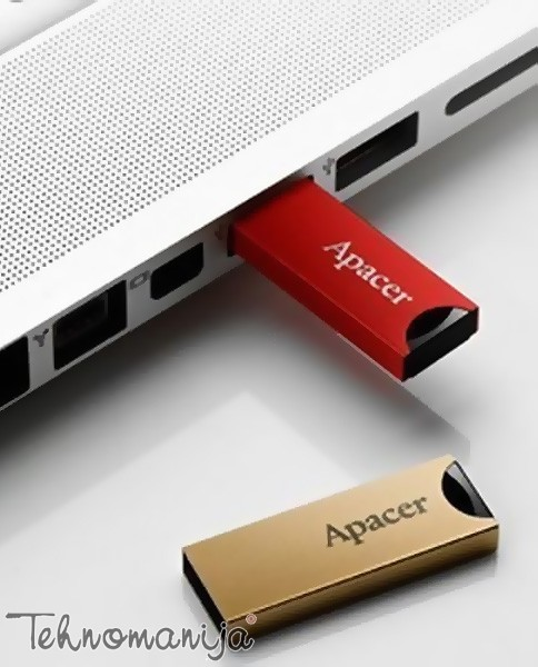 Apacer USB flash AH133 8GB RED