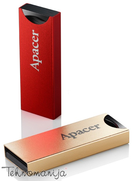 Apacer USB flash AH133 8GB GOLD