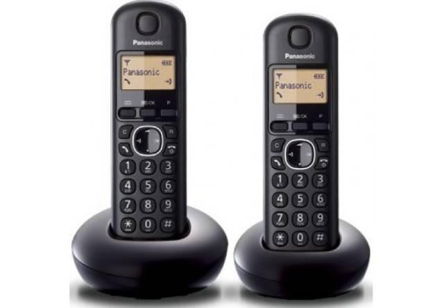 Panasonic bežični telefon KX-TGB212FXB