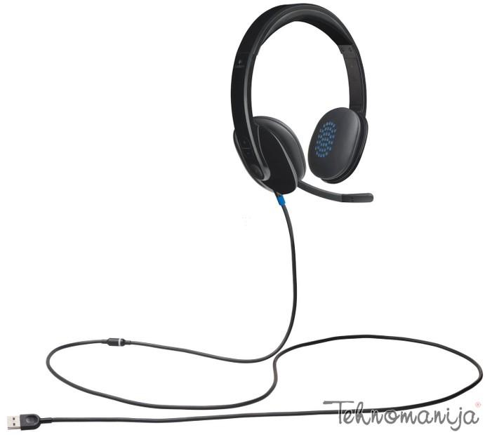 LOGITECH Slušalice H540