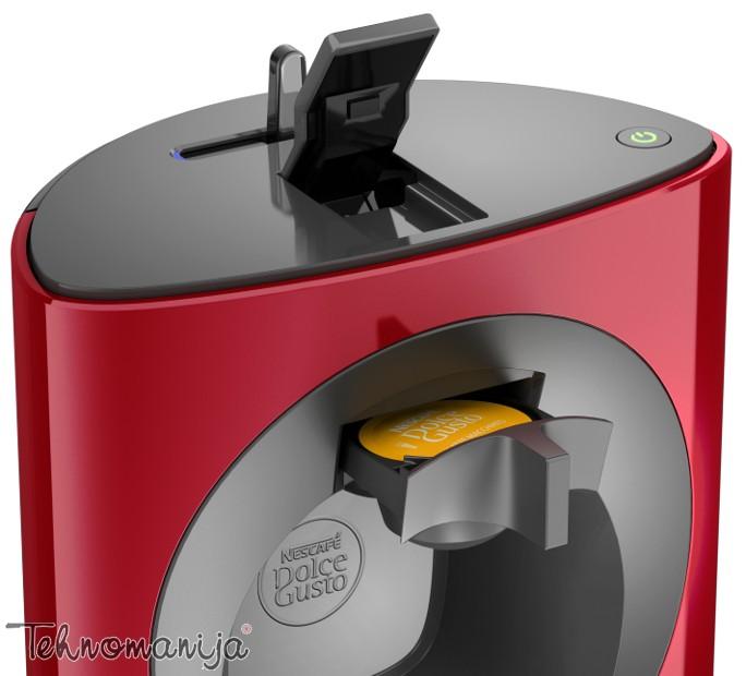 Krups aparat za kafu Dolce Gusto OBLO KP1105 CHERRY