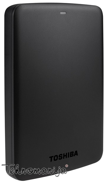 TOSHIBA Eksterni hard disk Canvio Basics HDTB305EK3AA