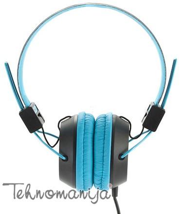 X WAWE Slušalice HD 380PC BLUE
