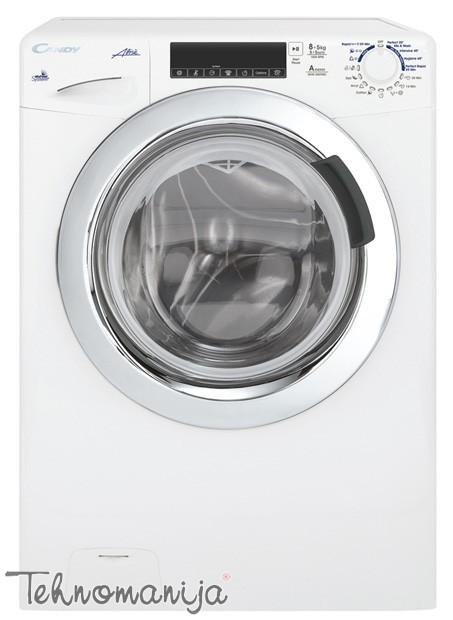 CANDY Mašina za pranje i sušenje veša GVW 585 TWC