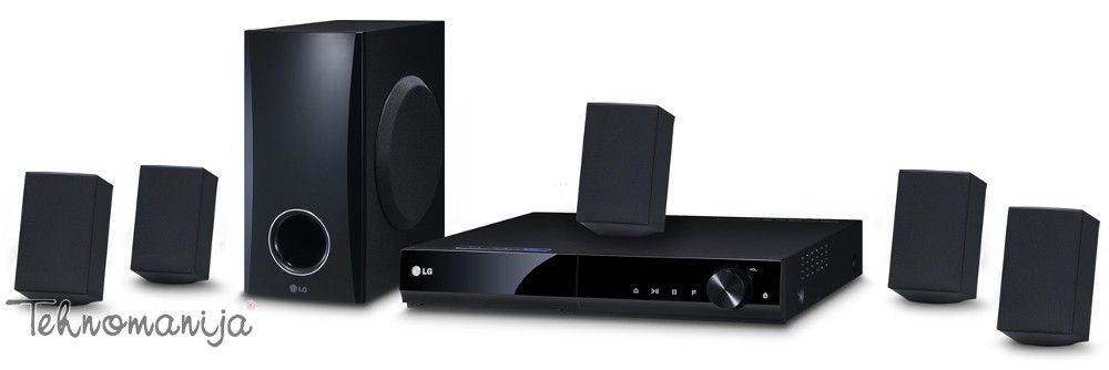 LG DVD sistem DH4130S