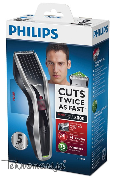 Philips trimer za kosu HC 5440/15