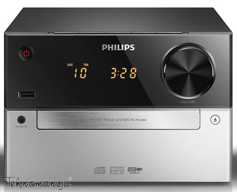 PHILIPS Mini linija MCM 2300 12