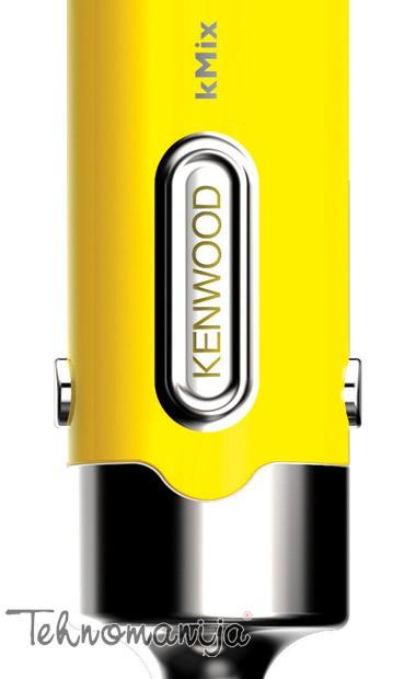 KENWOOD Štapni mikser kMix HB 850 YELLOW, 5 brzina