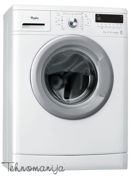 WHIRLPOOL Mašina za pranje veša AWS 71200 - Slim