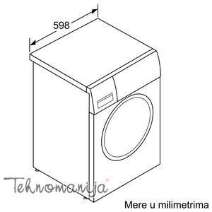 BOSCH Mašina za pranje veša WAW 24460EU