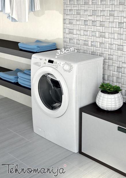 CANDY Mašina za pranje veša GV3 115 D2