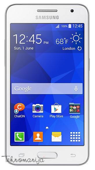 Samsung smart mobilni telefon Galaxy Core 2 G355 DS WH