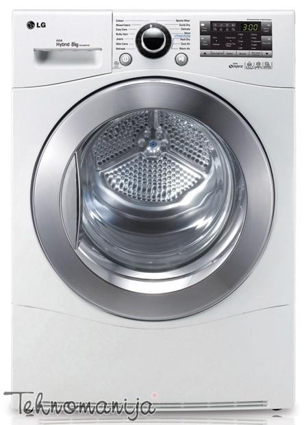 LG Mašina za sušenje veša RC 8055AP2Z, Toplotna pumpa