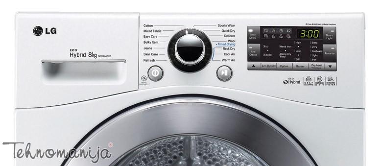 LG mašina za sušenje veša RC 8055AP2Z