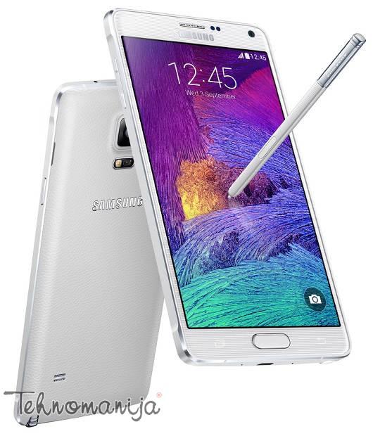 Samsung smart mobilni telefon Galaxy Note 4 N910C WHITE