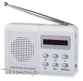 Mpman radio RPS 500