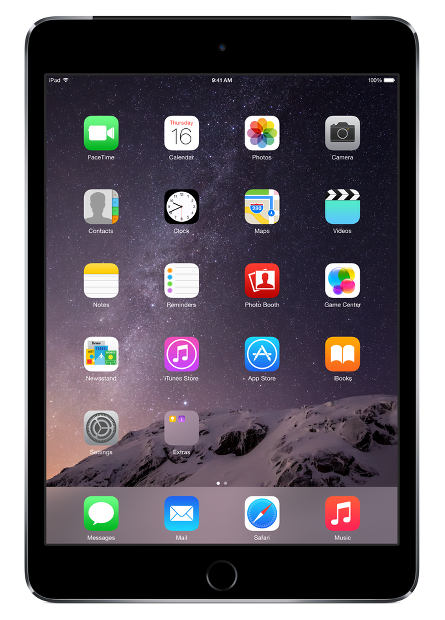 Apple tablet iPad mini 3 MGHV2HC/A