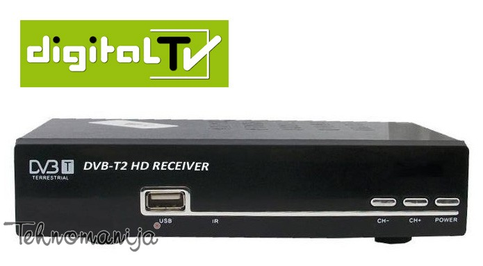 Bear set-top box DTV 202