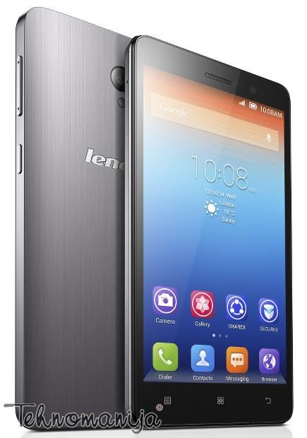 Lenovo smart mobilni telefon S860 TITANIUM