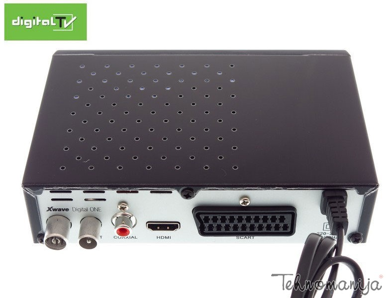 X Wave set-top box DIGITAL ONE