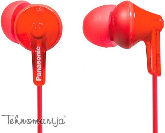 Panasonic slušalice RP-HJE125E-R