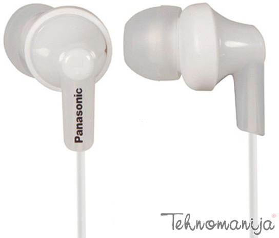 PANASONIC Slušalice RP-HJE125E-W