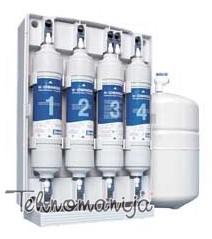 Barrier sistem za prečišćavanje vode K-OSMOS