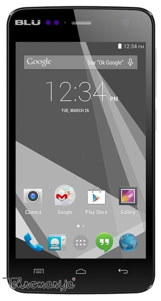 Blu smart mobilni telefon Studio C Mini D670L BLACK
