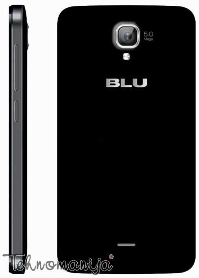 Blu smart mobilni telefon Studio C Mini D670L BLACK
