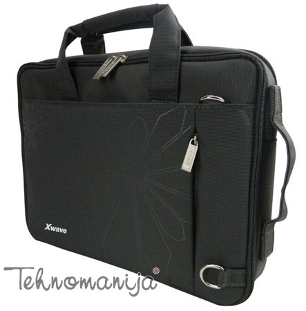 "X WAVE Torba za laptop 15.6"" NT-9145 CRNA"