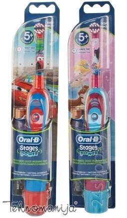 Oral-B električna četkica za zube DB 4010 KIDS